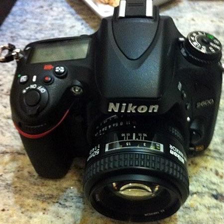 Nikon D600 - краткая хроника