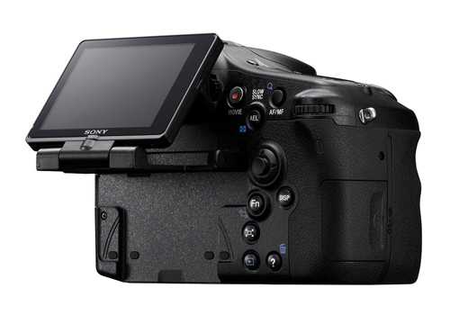 LiveView Sony Alpha  SLT-A77