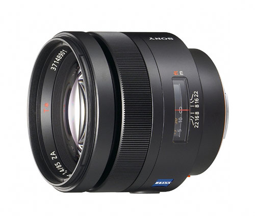 SONY 85 mm F/1.4 SAL-85F14