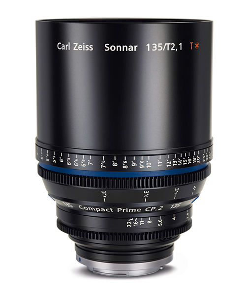 Carl Ziss Sonnar 135 mm T/2.1